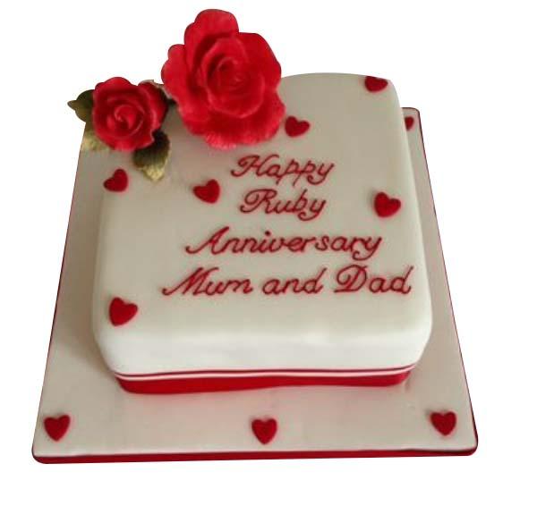 65th Birthday Cake For Ladies