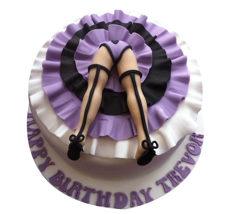 Adult Male Birthday Cake