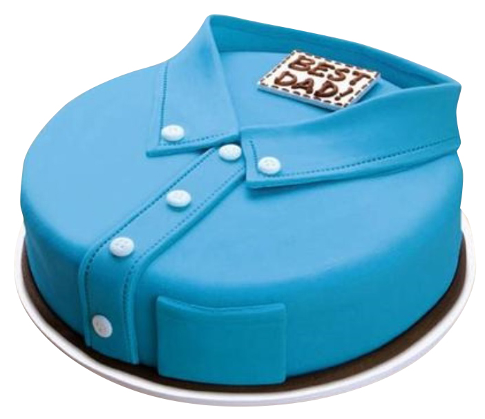 Birthday cake for fathers
