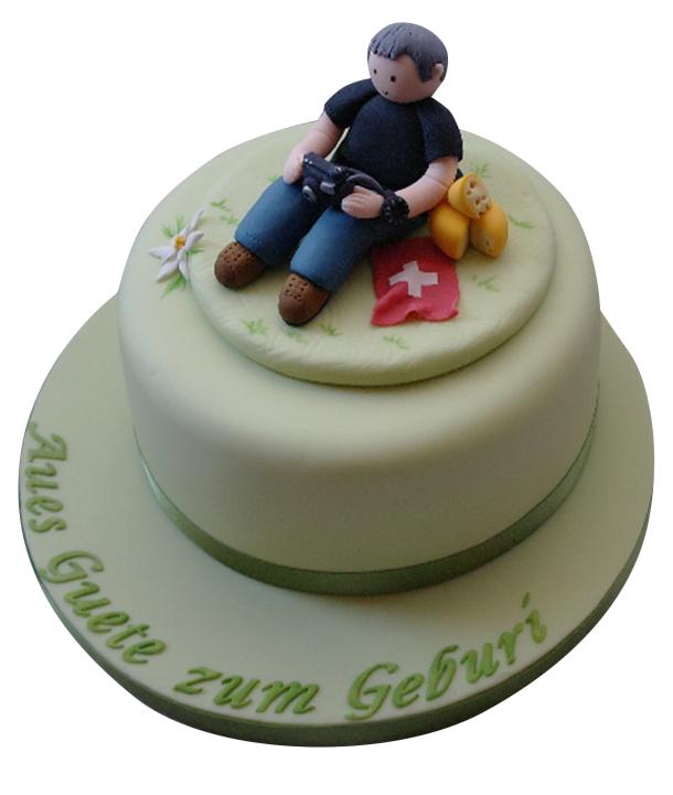 18th Birthday Cake For Boys