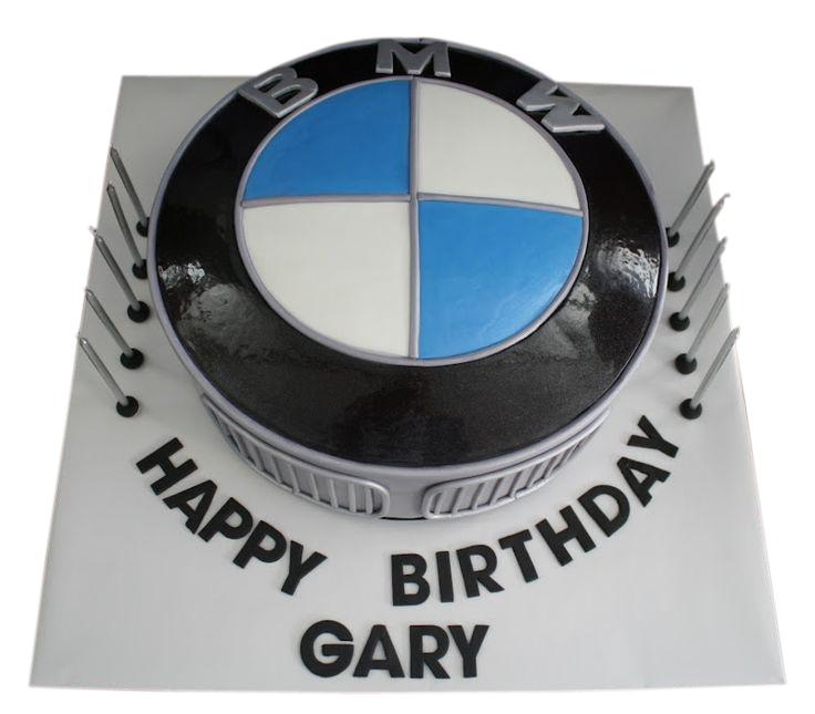 BMW x5 cake
