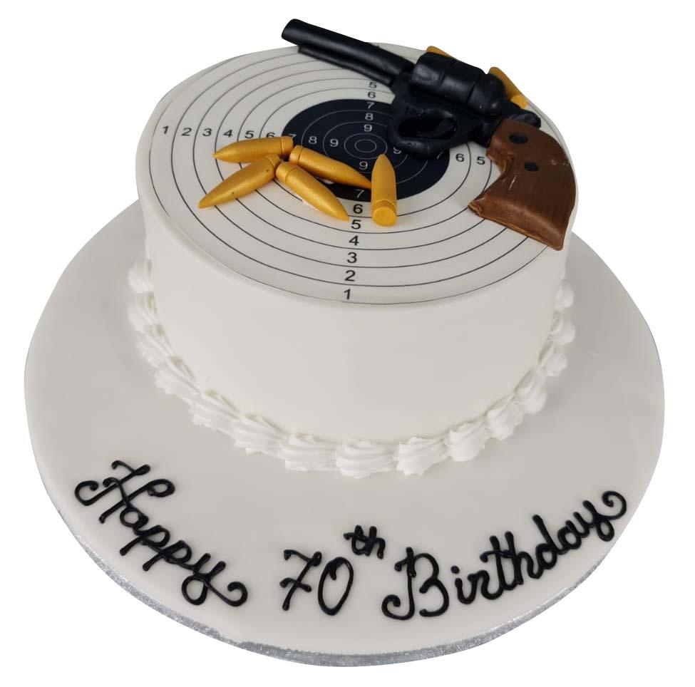 Dad birthday cake