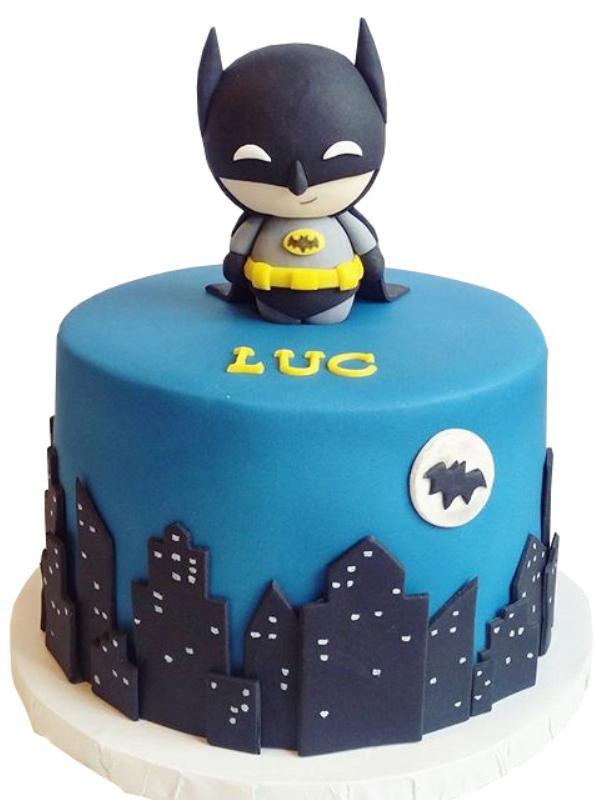 Little Batman Cake