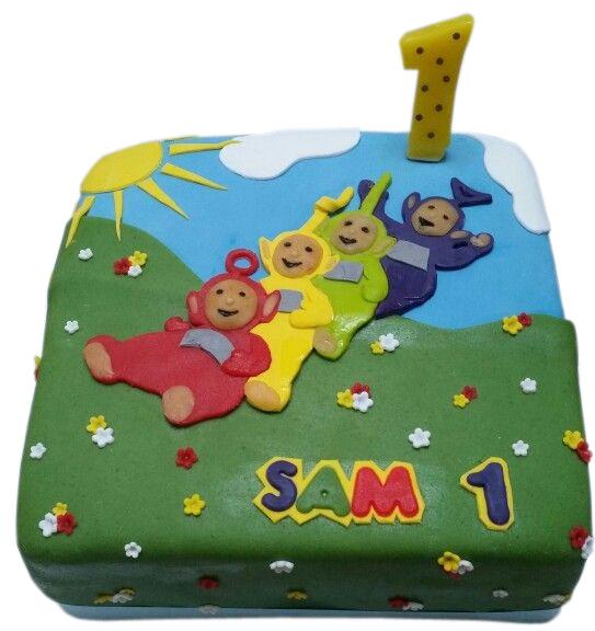 Teletubbies Cake