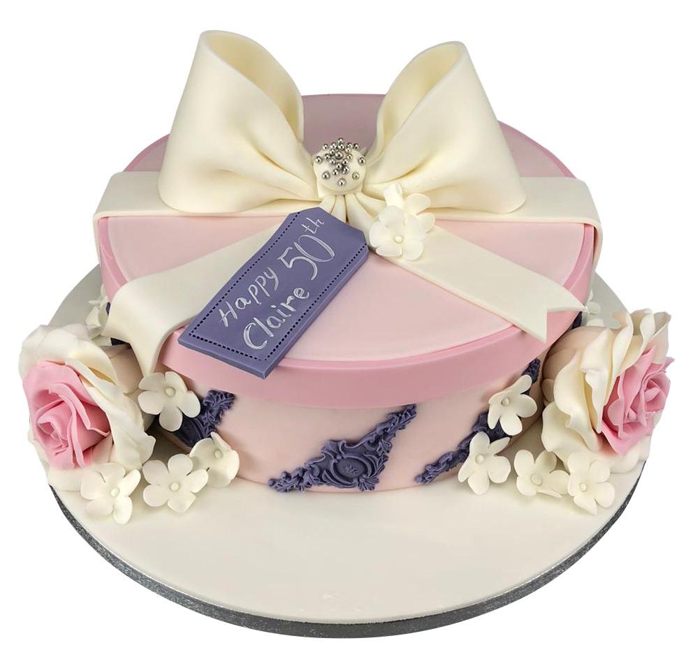 50th Birthday Cake For Women