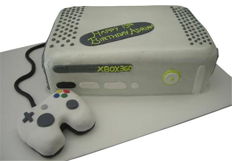 Xbox Gaming Cakes